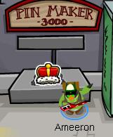 crown pin 2