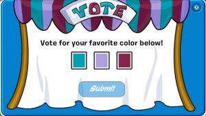 vote in