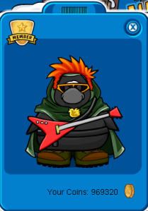 This Penguin is for sale for a coin code any series or a membership code or 10 wordpress credits