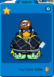 This penguin is for sale for one coin code any series or 15 wordpress credits